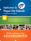 Piqua City Schools Kindergarten Book image