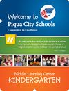 Piqua City Schools Kindergarten Book image