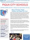 Backpack Express Piqua High School December 2015 image