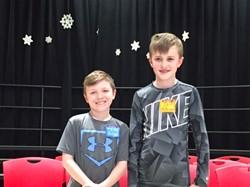 Washington Primary Spelling Bee Winners