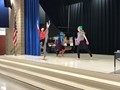 Kindergarten and 1st Graders with the Dayton Contemporary Dance Company  image