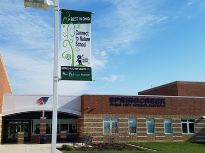 Springcreek awarded special 'Connect to Nature' designation