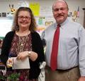 2017 - Teresa Arp - Outstanding Educator for Washington Primary image
