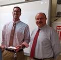 2017 - Jared Askins - Outstanding Educator for Piqua Junior High image