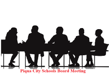 PCS November Board Of Education Meeting