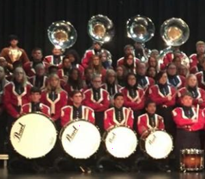 Congratulations to the Pride of Piqua Marching Band