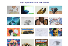 Piqua High School - Virtual Art Show