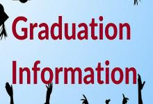 PHS Class of 2020 Graduation Information
