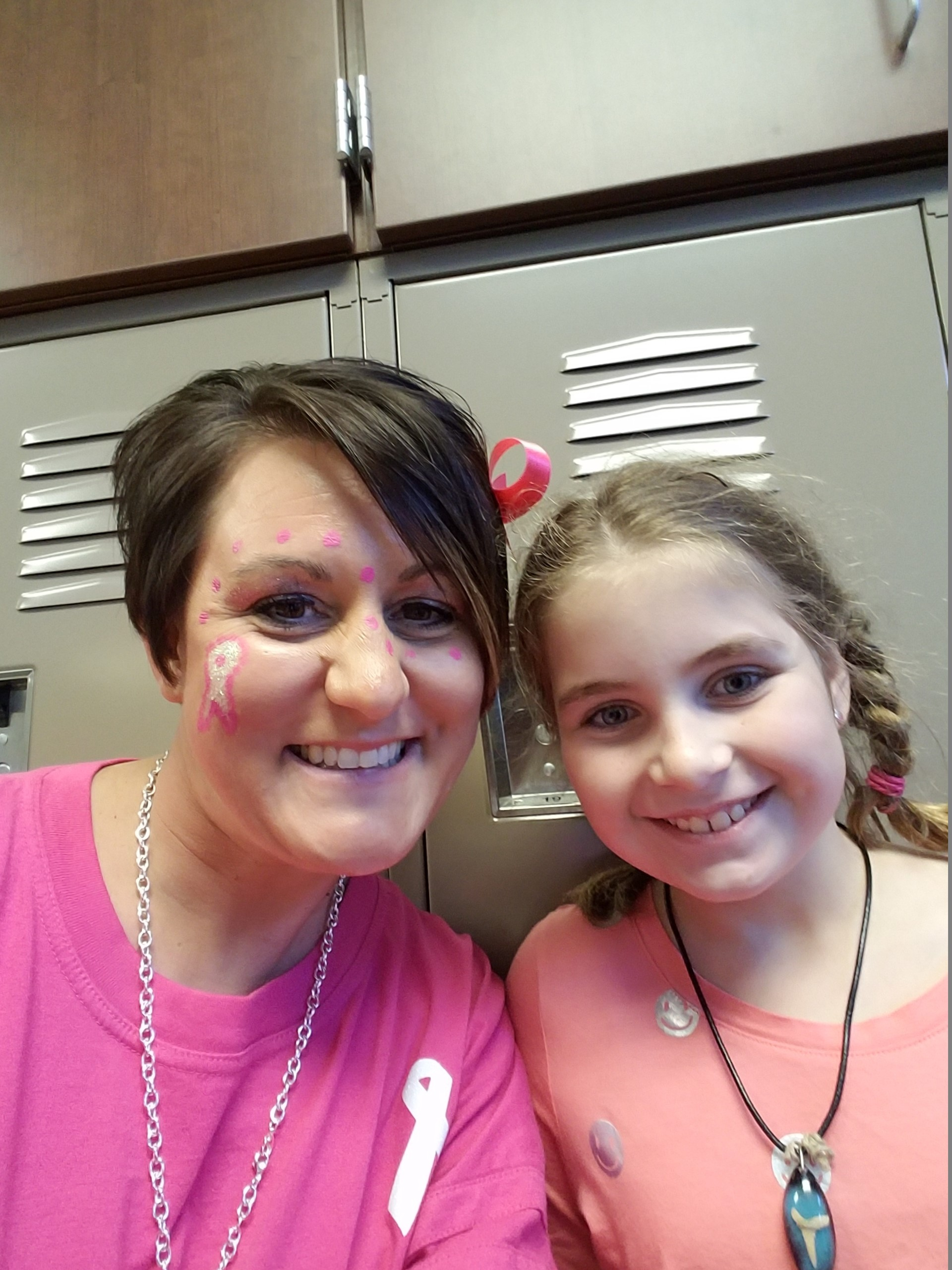 PINK OUT with Mrs. Whiteman