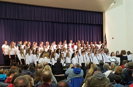 Piqua Junior High - Choir