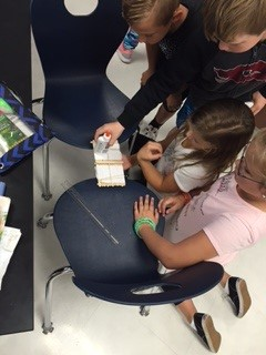 4th Grade Bridge Building
