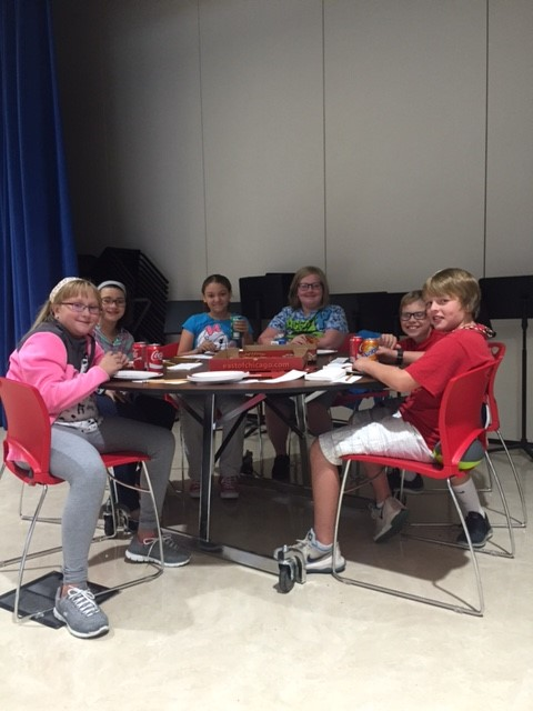 5th Grade September Indians of the Month