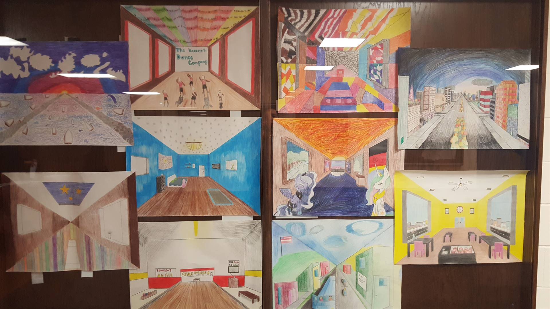 PHS Art on Display