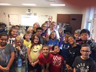 Mrs. Graeser-October Staff Spotlight