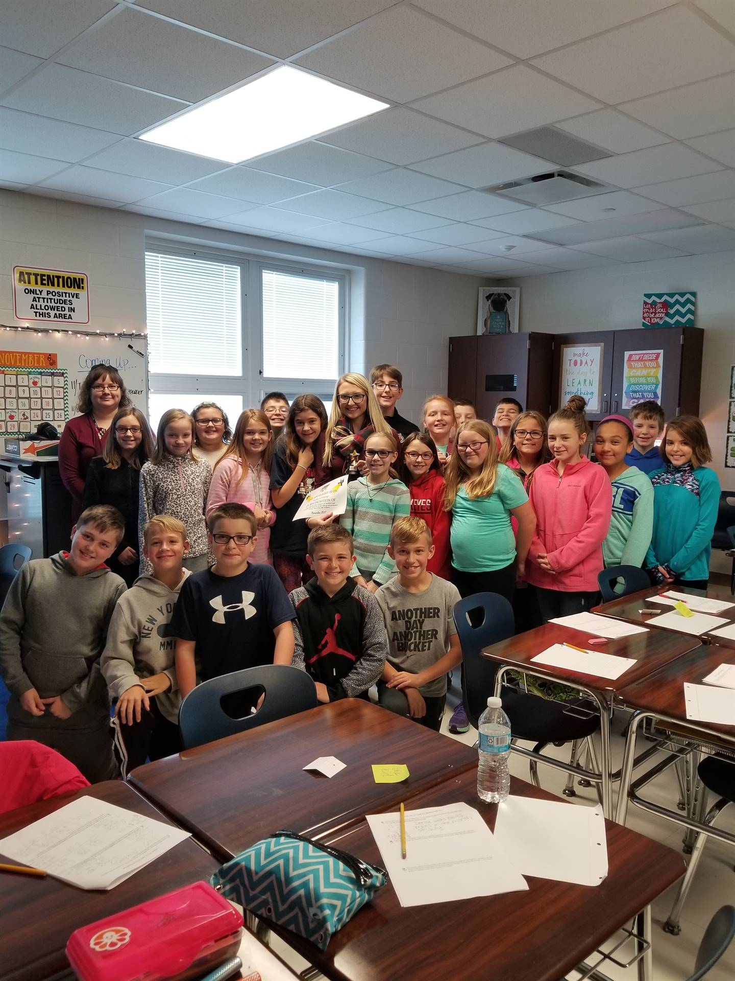 Ms. Crump-November Staff Spotlight