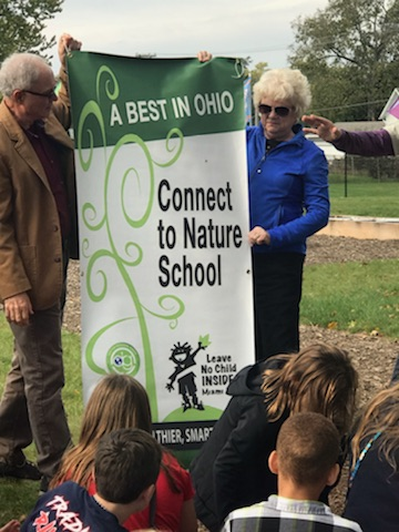 Best in Ohio Connect to Nature School Award