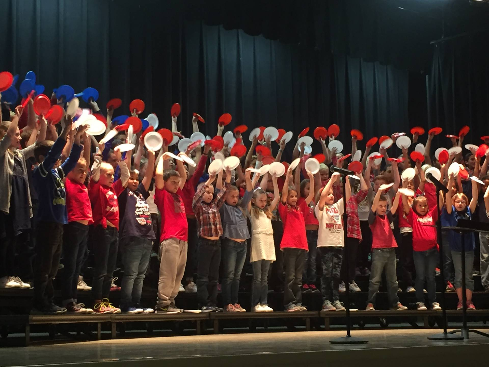 3rd Grade Veterans Program
