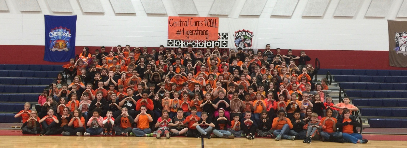 PCIS is #tigerstrong