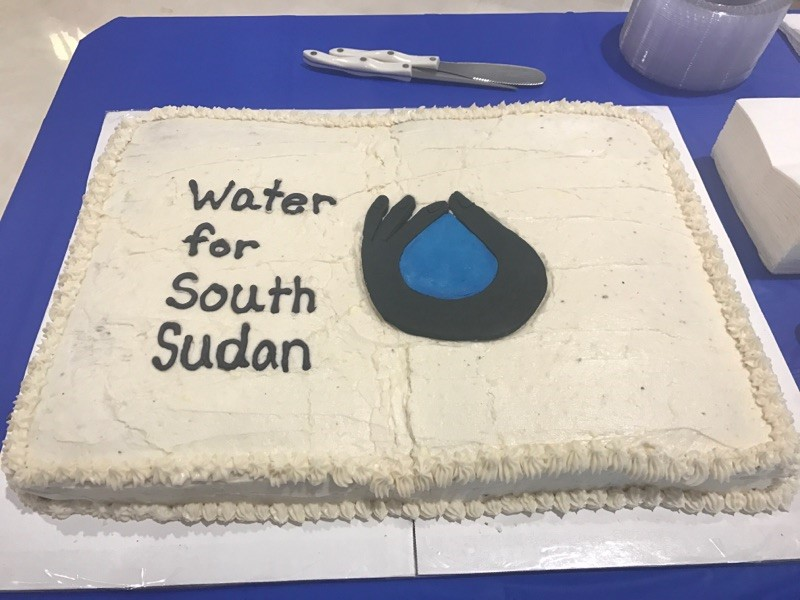 Water for the South Sudan
