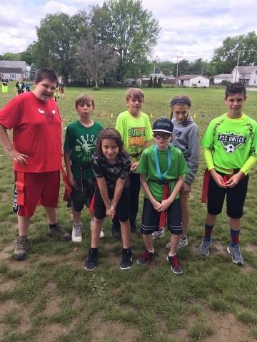 6th Grade Field Day