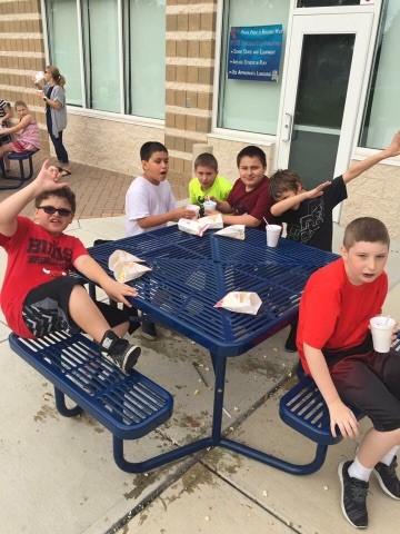 4th Grade Field Day