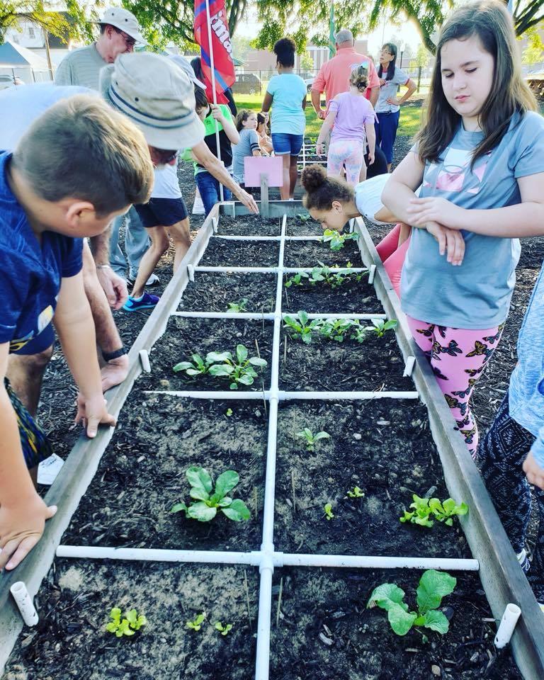Garden Tribe time!