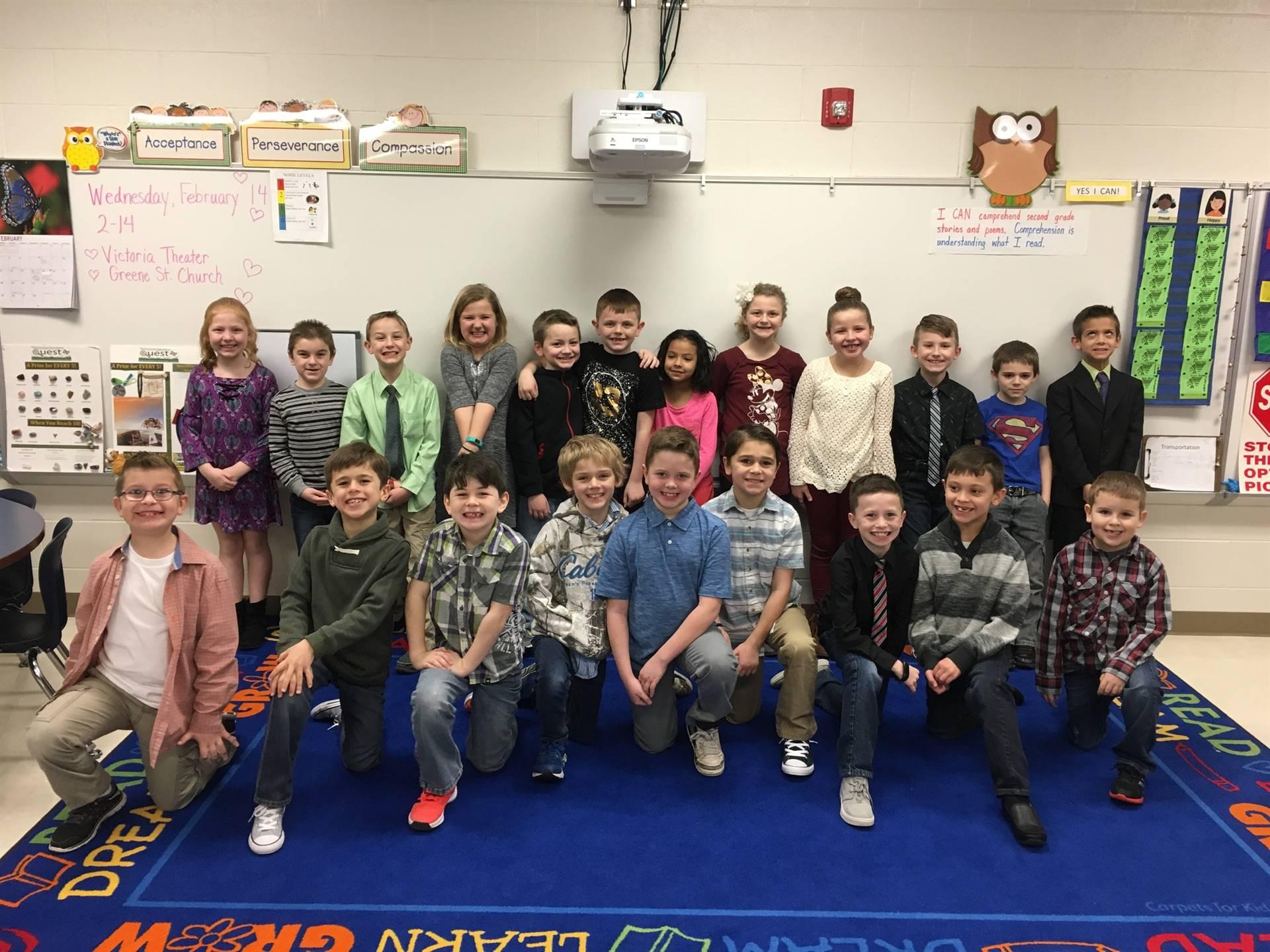 2nd Grade Field Trip10