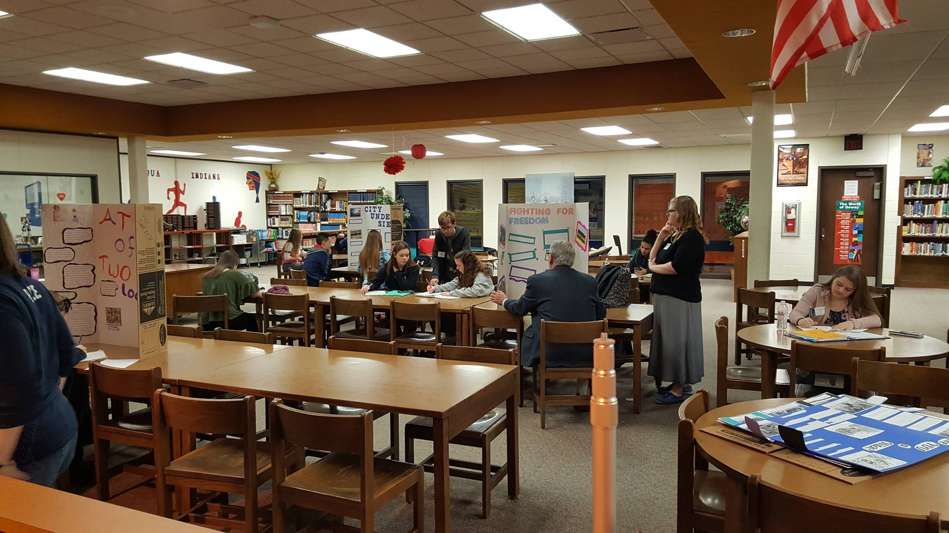 Piqua High School History Day