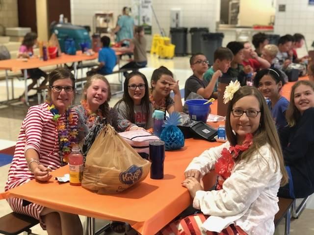 4th Grade Formal Dining