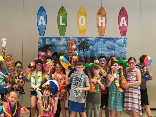 Aloha!!