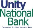 Unity National Bank Logo