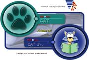 Library - Cat/Cat Jr